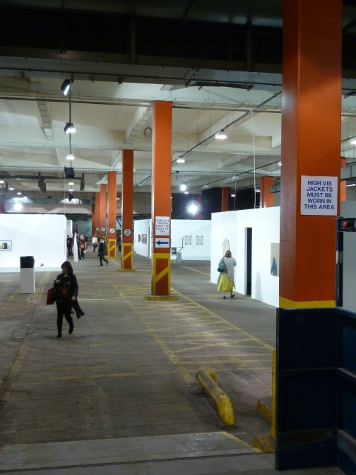 Copperas Hill Sorting Office during Biennial